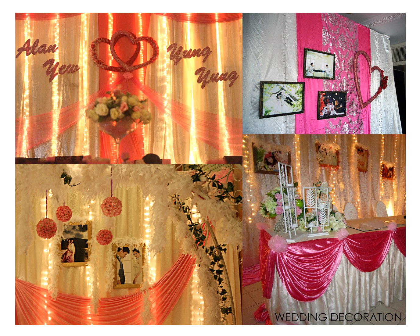 Wedding decoration alor setar penang kedah zoomix studio zoomix star wedding instant shoot zoomix deco junglespirit Images