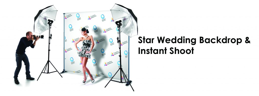 zoomix star wedding instant shoot
