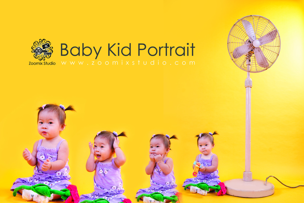 baby kid portrait