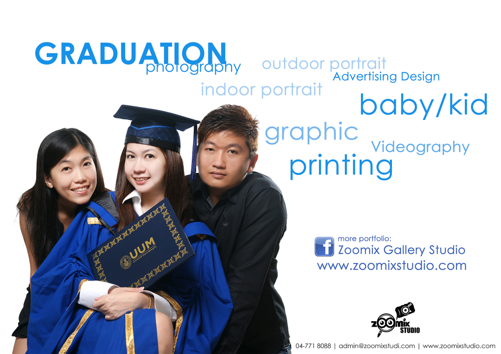 zoomix graduation package