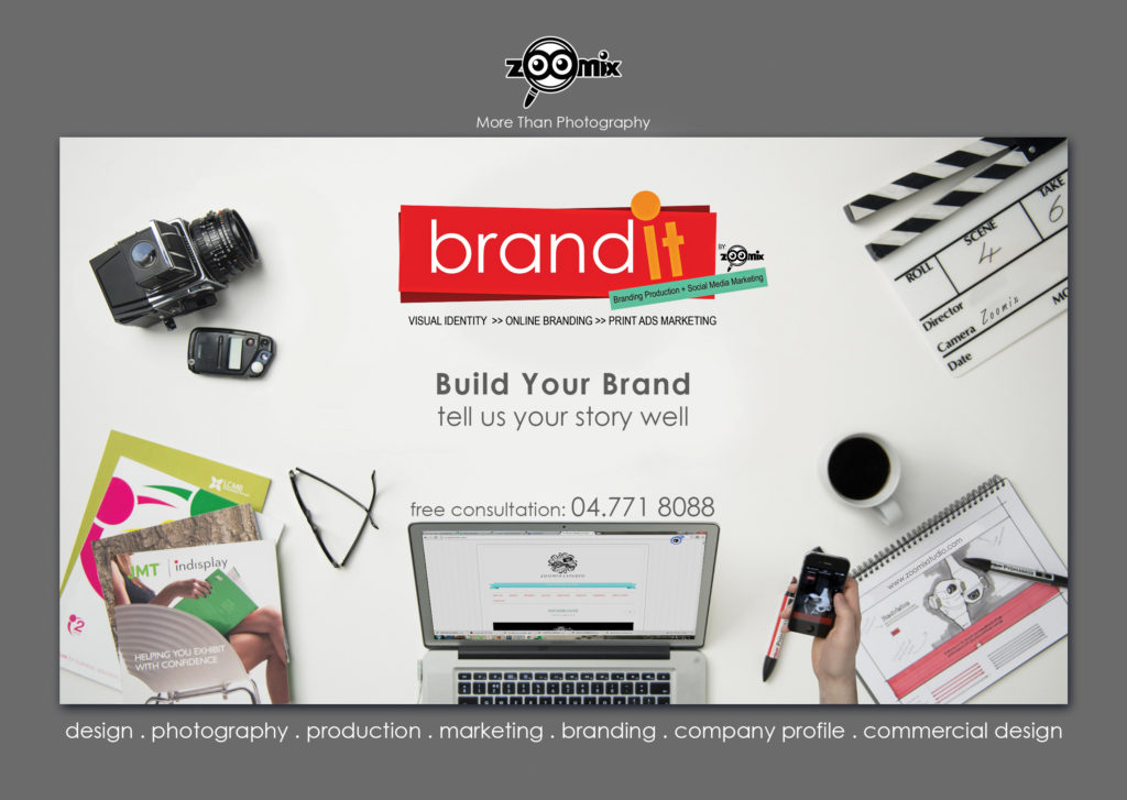 zoomix Branding Card